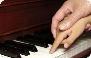 Музыкальная школа игры на фортепиано